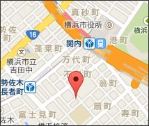 地図をクリックしていただくと詳細な周辺図をご覧いただけます。